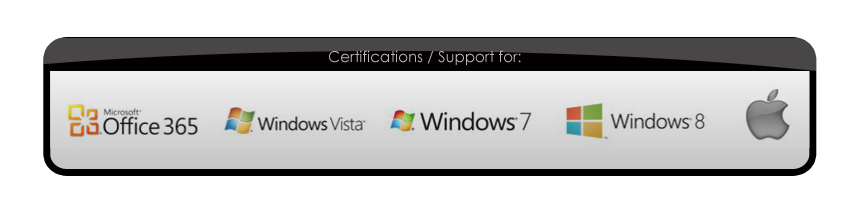 Microsoft Windows OS Support Platforms